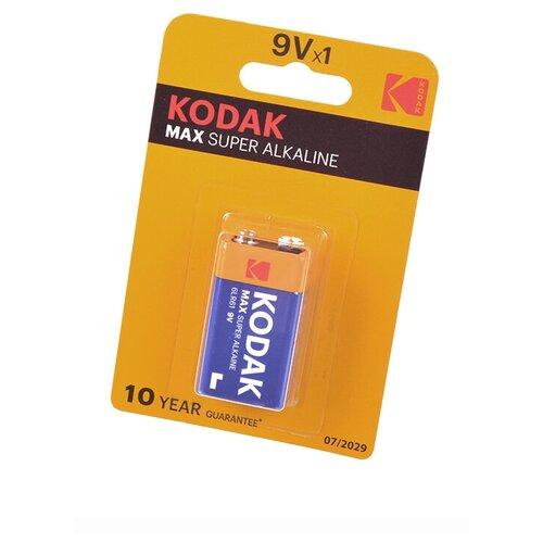 Фото - Kodak Батарейка Kodak Max 6LR61 веселый праздник 222 наклейки