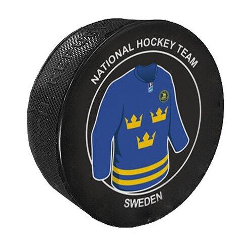Шайба Rubena Сборная Швеции Серия Форма (размер Стандартный, цвет Черный)