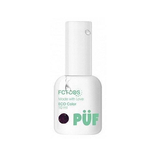 Купить Гель-лак для ногтей PUF Eco Color, 10 мл, №052