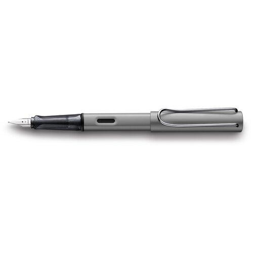 Фото - Перьевая ручка LAMY AL-star, F, графит ручка перьевая 029 al star пурпурная 0 5 мм