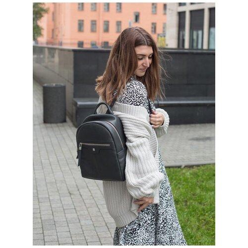 Рюкзак женский SHARPEY 1-041 смок фл 00-00006313