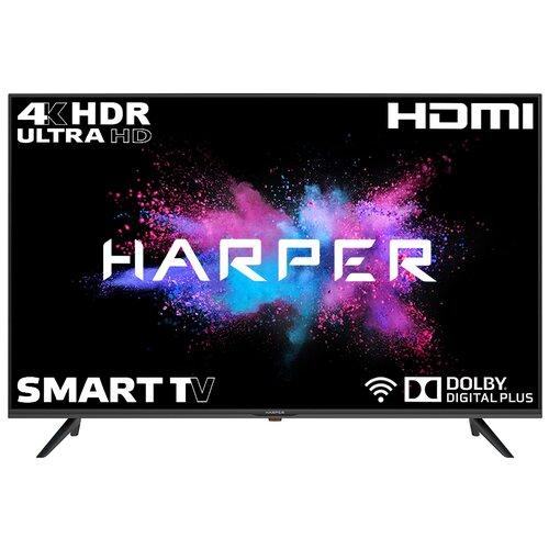 Фото - Телевизор HARPER 43U750TS 43 (2020), черный led телевизор harper 43 f 660 ts