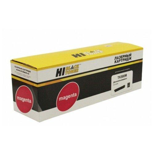 Фото - Тонер-картридж Hi-Black (HB-TK-580M) для Kyocera FS-C5150DN/ECOSYS P6021, M, 2,8K hi black tk 6115 картридж для kyocera ecosys m4125idn m4132idn 15k