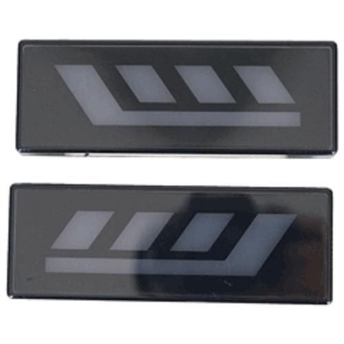 Повторитель поворота ВАЗ 2121,21213,21214,нива урбан тюнинг LED(белый свет)к-т 2 шт.N005