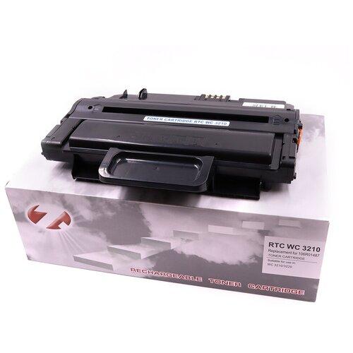 Фото - Тонер-картридж 7Q 106R01487 для Xerox WC 3210, WC 3220 (Чёрный, 4100 стр.) картридж 7q seven quality w1106a wc совместимый