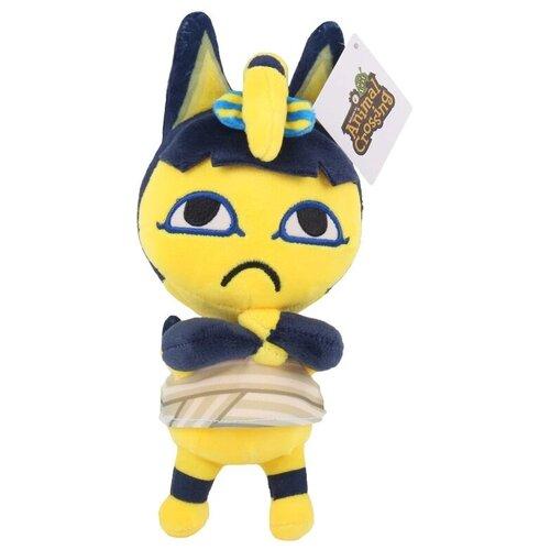 Мягкая игрушка кот Изабель Animal Crossing Перекрёсток Животных 20см