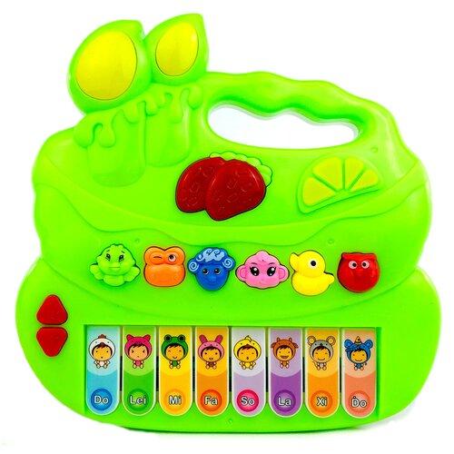 Развивающая интерактивная детская музыкальная игрушка для малышей