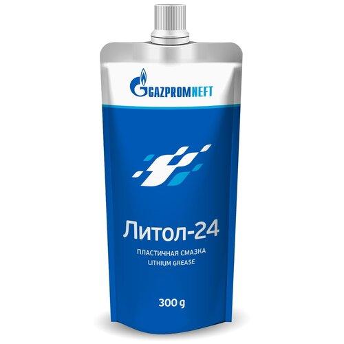 Газпромнефть Литол-24 (300 г) / автомобильная смазка / многоцелевая смазка / минеральная смазка