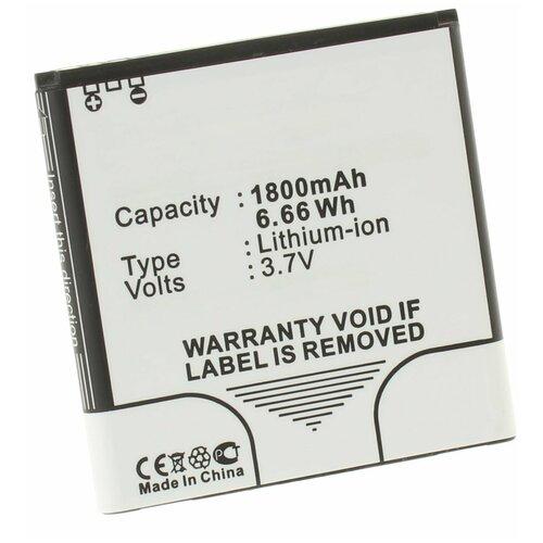 Аккумулятор iBatt iB-U1-M470 1800mAh для Huawei Ascend, U8815, Ascend G300, Ascend G330, U8825-1, Ascend U8815, U8815 Ascend G300,