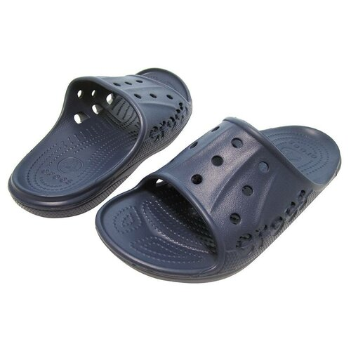 Шлепанцы Crocs 12000-410, цвет темно-синий, размер 42 (42-43/M10/W12)
