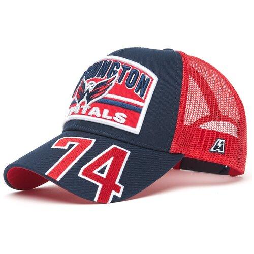 Бейсболка Atributika&Club Вашингтон Кэпиталз 31440