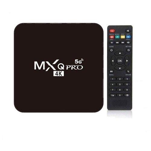 Фото - Смарт ТВ приставка Android TV Box MXQ Pro 5G 1/8GB тв приставка лайм tv box z2 plus 4 32 гб