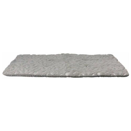 Подстилка Feather, 100 х 70 см, серый/серебристый, Trixie (товары для животных, 37153)
