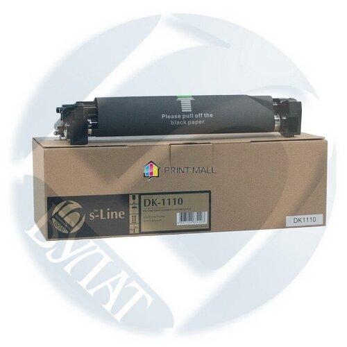 Фото - Драм-юнит булат s-Line для Kyocera FS-1040 DK-1110 (100k) драм картридж dk 170 dk 150 dk 130 dk 110 dk 1105 для лазерного принтера совместимый