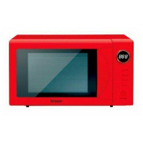 СВЧ Braun MWB-20D03R красный (MWB-20D03R)