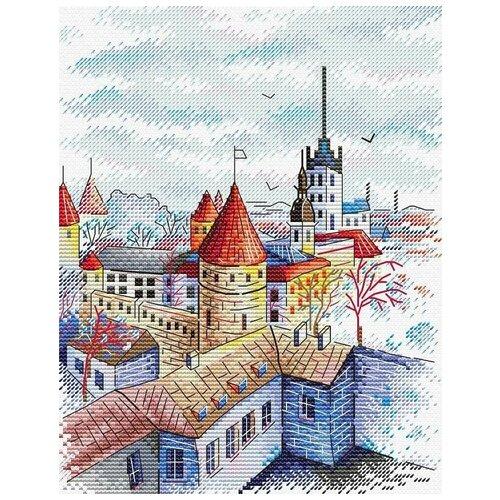 Набор Башни Таллина 22х18 МП-Студия М-524 22х18 МП-Студия М-524