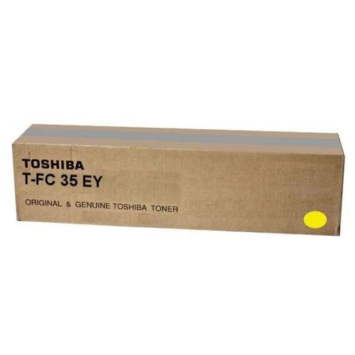 Фото - Тонер-картридж Toshiba T-FC35EY (6AJ00000053) тонер toshiba t 2340e