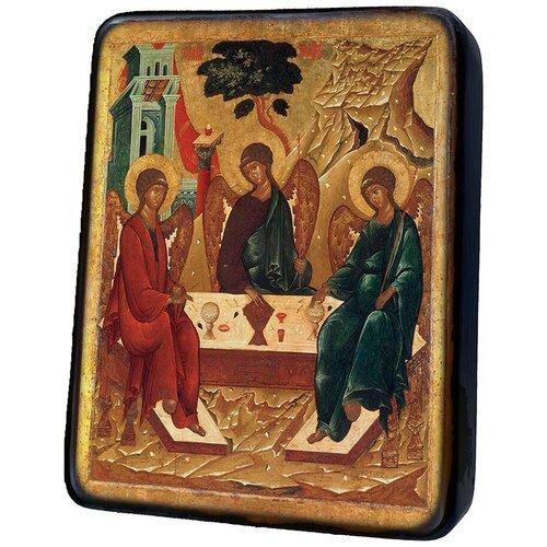 Икона Святая Троица 50х75х5
