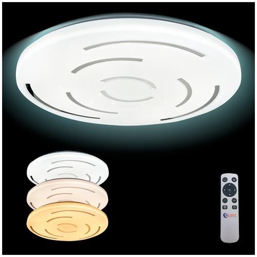 OZL317 Светодиодный светильник OZ-LIGHT 3000-6000k 80W ПДУ