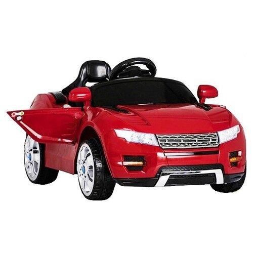 Купить Электромобиль TM CITY-RIDE, машина детская на аккумуляторе с пультом управления, машинка детская для малышей на радиоуправлении, для детей, для катания, 6V7Ah, 1 мотор, размер 110*60*50 см, свет, звук, колеса пластик. Цвет - белый, Электромобили