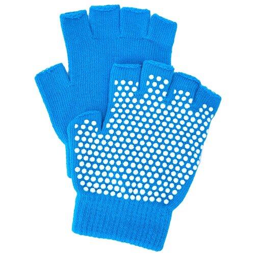 Перчатки противоскользящие Bradex, для занятий йогой (арт. SF 0277) перчатки рабочие противоскользящие brigadier extrema