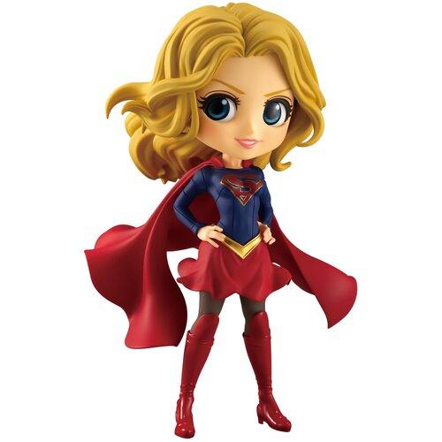 Купить Фигурка Q Posket DC Comics: Supergirl (Version A), Bandai, Игровые наборы и фигурки