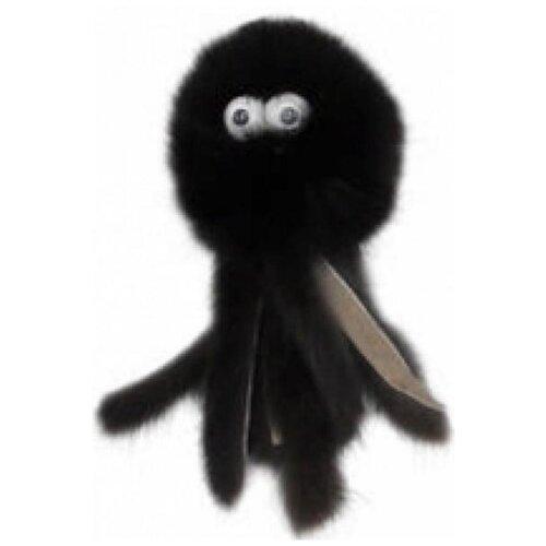 Gosi 07320 игрушка для кошек осьминог натуральная норка этикетка кружок, 84867 (2 шт)