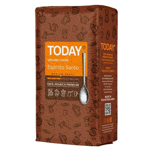 Кофе молотый Today Espirito Santo, 250 г