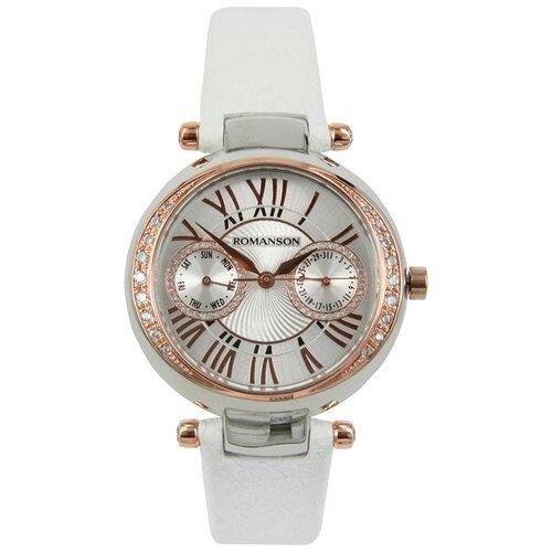 Наручные часы ROMANSON RL2612QLJ(WH)WH наручные часы romanson rl3239lg wh wh