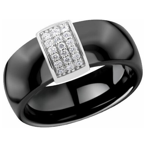 VALTERA Кольцо керамика 063369, размер 18 valtera кольцо керамика 079565 размер 16