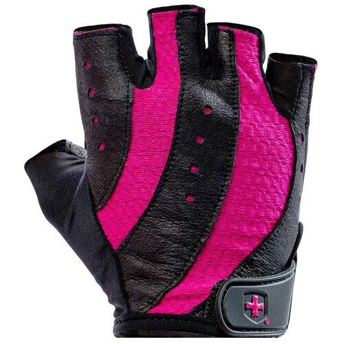 Перчатки Harbinger PRO, женские, розовые, размер S женские перчатки harbinger flexfit размер s черные