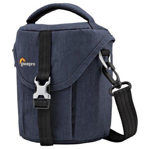 Фото - Фотосумка Lowepro Scout SH 100, синий фотосумка lowepro format tlz 20 черный