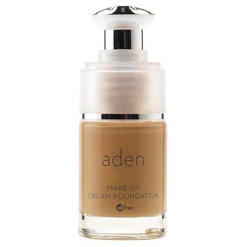 Купить Aden Тональный крем Make-Up Cream Foundation, 15 мл/17.14 г, оттенок: 04 ivory