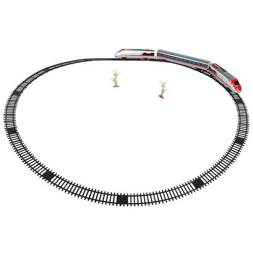 Купить Игруша Стартовый набор Железная дорога, I-1801A-3, Наборы, локомотивы, вагоны
