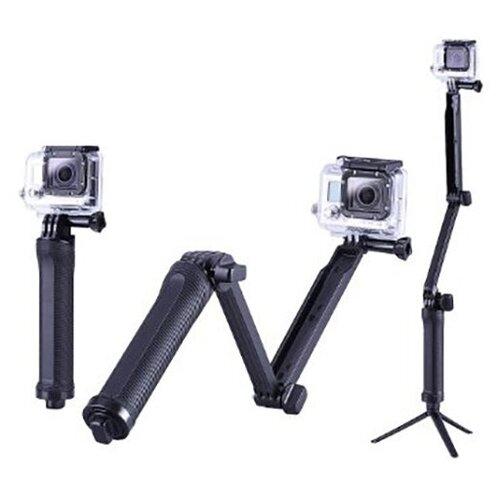 Фото - Аксессуар Монопод-штатив Lumiix для GoPro ,SJCAM, Xiaomi, Xi монопод gopro asbhm 002 grip tripod