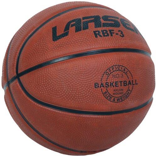 Мяч баскетбольный Larsen RBF3 баскетбольный мяч larsen pu6 р 6