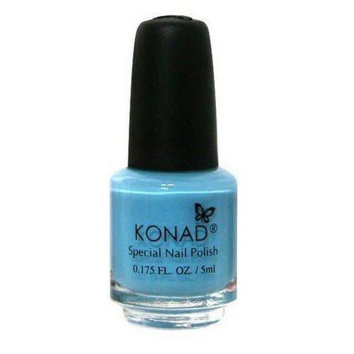 Краска Konad для стемпинга S20 pastel blue краска konad для стемпинга s29 light gray