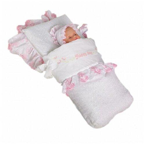 Купить С 12.1 Комплект на выписку 4 предмета Сдобина (стандарт), Sdobina, Конверты и спальные мешки