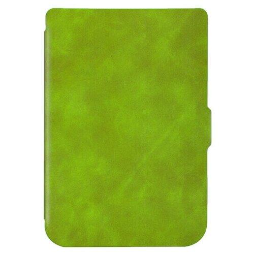 Чехол-обложка SkinBox Slim Case для Pocketbook 616/627/632 (зеленый)