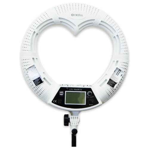 Кольцевая лампа OKIRA LED RING LV 480 E — Белый