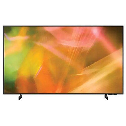 Фото - Телевизор Samsung UE50AU8040 50 (2021), черный телевизор samsung ue50au9010u 50 белый
