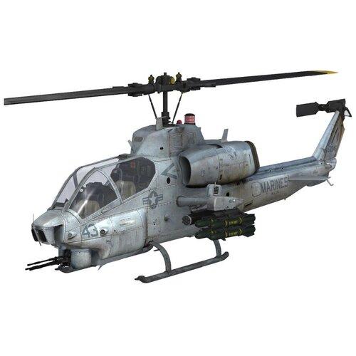 Фото - Сборная модель Моделист Вертолет AH-1W Супер Кобра (ПН207291) 1:72 модель ударный вертолет ан 64а апач 1 72 тм моделист