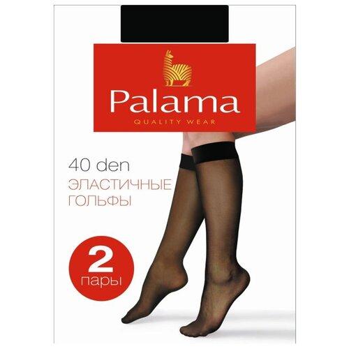 Гольфы Palama 40 DEN (2 пары) телесный 23-25