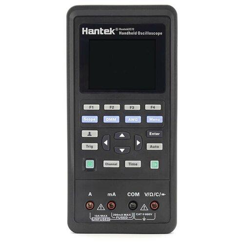 Осциллограф портативный Hantek 2C72 2-в-1 (2 канала, 70 МГц, осциллограф+мультиметр)