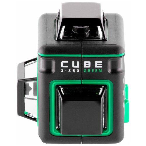 Фото - Лазерный уровень ADA instruments CUBE 3-360 GREEN HOME EDITION (А00566) лазерный уровень ada cube 3 360 green home edition
