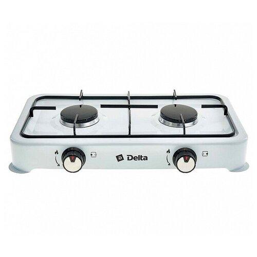 Плита Delta D-2206 White