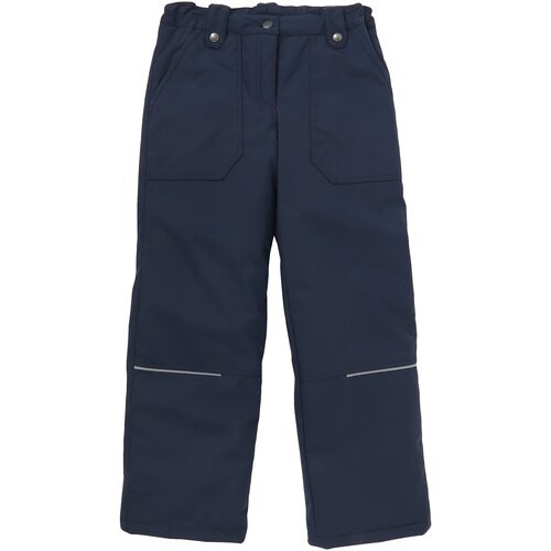 брюки женские oodji ultra цвет темно синий 11706193b 42841 7901n размер 38 170 44 170 Брюки KERRY BECKY K20455 размер 170, 229 темно-синий