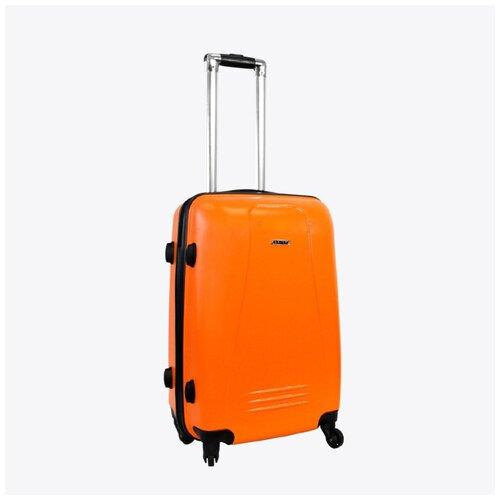 Чемодан Rion+, 416/3 оранжевый 22