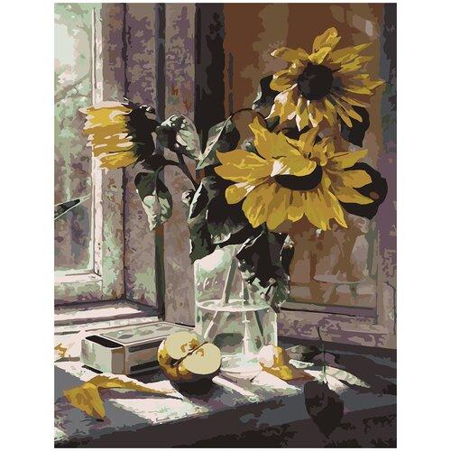 Картина по номерам Летним Утром, 100 х 120 см, Красиво Красим, Картины по номерам и контурам  - купить со скидкой