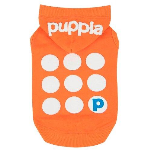 Футболка для собак Puppia Emmy L оранжевый